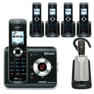 modèles de téléphones sans fil