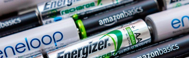 piles rechargeables bon marché