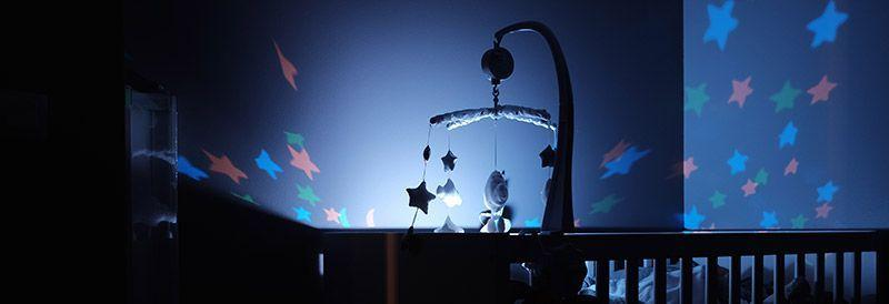 projecteur en étoile