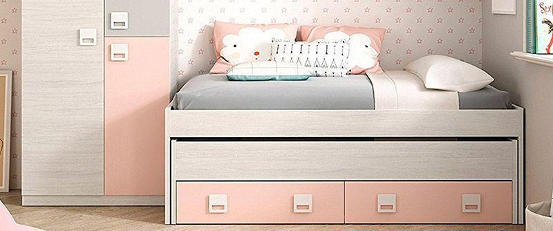 un lit de nid bon marché